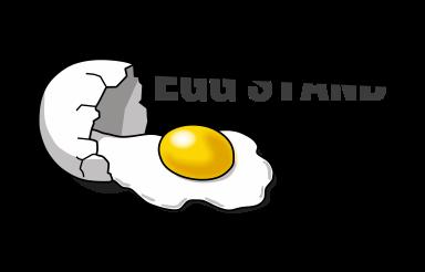 egg stand logo